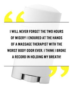 Massage Horror Stories!
