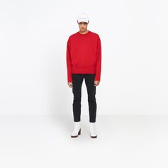 BALENCIAGA Large Round Neck Sweater