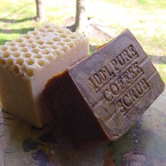 "You Must love <3 this love <3 Coffee Soap Milk soap  <3 <3 <3""s"