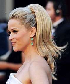 Best ponytails of all time: Reese Witherspoon