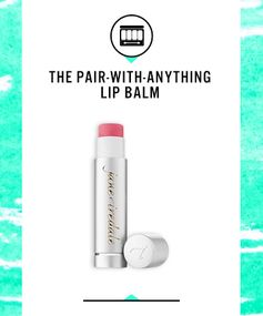 Best Tinted Lip Balms: Jane Iredale Flirt Lipdrink SPF 15 Lip Balm