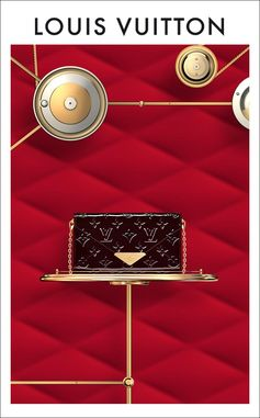 Make an entrance with Louis Vuitton. Shop Now.