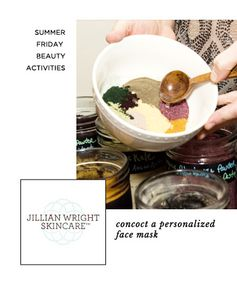 Whip Up a Juice-Inspired Facial Mask