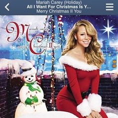 "You tell yourself that putting ""All I Want For Christmas Is You"" on your Mariah Carey iTunes shuffle won't lead you down a Christmas spiral. 