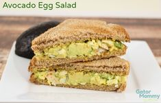 Avocado Egg Salad - Gator Mommy Reviews