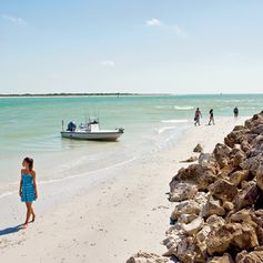 5 Secret #Islands in #Florida - For a truly laid-back vibe, these five lesser-known islands off Florida's Gulf Coast offer the ultimate easy escape.