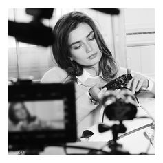 Behind the scenes of the #Tods Spring/Summer 2017 Campaign with beautiful Andreea Diaconu. Discover the whole Campaign at tods.com #TodsJournal #SS17
