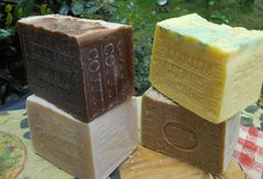 Kona Coffee ---- Kona Coffee Soap ,, Coffee Soap and 3 more soaps...