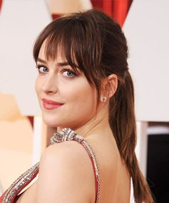Best ponytails of all time: Dakota Johnson
