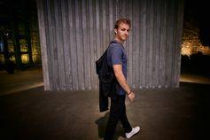 Dressed down in style: 2016 FIA Formula One World Champion Nico Rosberg