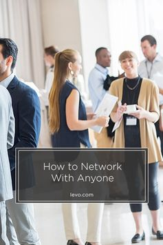Networking isn't easy, especially if you're shy. Here are tips for networking with anyone.