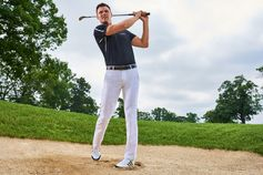 Martin Kaymer is game-ready in his own collection for BOSS Green