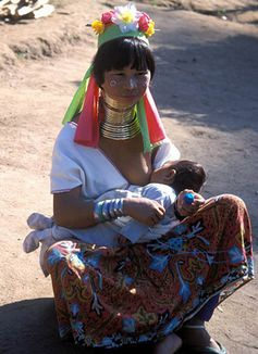 Breastfeeding pictures from around the world. 50 countries with one thing in common.