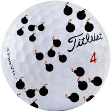 Prov 1x with extra distance modification by Divot Golf