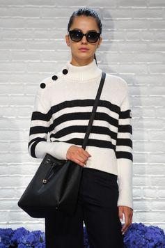 Kate Spade outfits at New York Fashion Week Spring 2016.