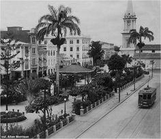 Guayaquil, Ecuador, 1940's