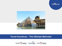 Travel Incentives for Businesses Planning Incentive Travel