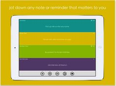 The Popular Sticky Notes HD App Is Free Today Grab It ~ Educational Technology and Mobile Learning