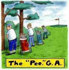 Hilarious humor on golf! #lorisgolfshoppe