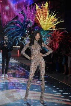 The Looks We Loved From the 2015 Victoria's Secret Fashion Show | Cindy Bruna