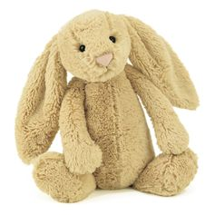 Small Bashful Honey Bunny - Online at Jellycat.com