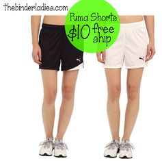 6pm.com: Puma Esito Shorts = $10 + FREE Shipping! Regularly $23!