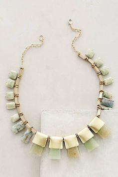 Jade Seaglass Necklace
