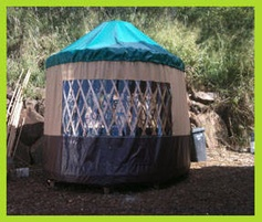 Oahu Custom Yurts Made in Hawaii