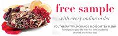 *HOT!* Teavana:  FREE Shipping + FREE Sample + Yummy Tea Starting @ Only $1.95!!
