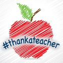 Everything you need (and more) to celebrate National Teacher Day and honor the educators who made a difference in your life! #thankAteacher