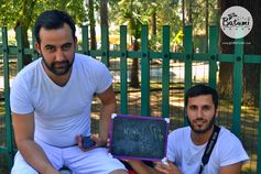 Thanks to Tayfun and his friend from Turkey for sharing their love of Batumi