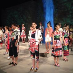 Clover Canyon's Spring 2015 Collection Presentation #LOOKINGEAST
