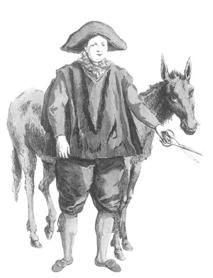 Hubo en un tiempo determianados oficios que se asociaban a los gitanos: esquilador, canastero, herrero, calderero, venta ambulante, tratante de ganado, compraventa de antigüedades, y todo los relacionado con el hierro y objetos de metal.