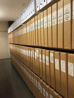 BIBLIOTECA DE CANARIAS. Hemeroteca,  (http://www.bbtk.ull.es/view/institucional/bbtk/Canarias/es) en la Planta 1ª de la Biblioteca General y de Humanidades. Campus de Guajara. Universidad de La Laguna.