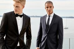 For the smartest weddings, only BOSS tailoring will do