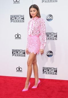All the Looks from the 2015 American Music Awards | Zendaya Coleman