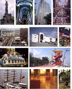 Guayaquil: a collage