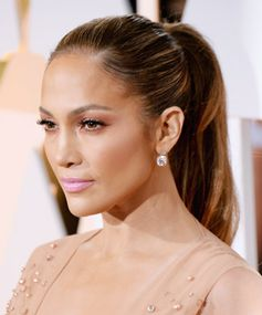 Best ponytails of all time: Jennifer Lopez