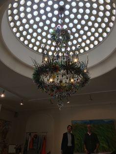 Jetzt gibt es Kunst aus Südafrika bei uns. Die Leuchtobjekte von Magpie gibt es ab sofort bei uns.