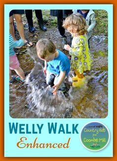 Welly Walk Enhanced