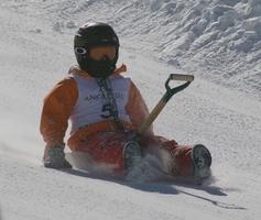 shovel racing