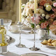 Bamboo Candlestick Pair - Ralph Lauren Home Candlesticks & Vases - RalphLauren.com