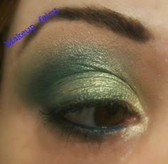 makeup fairy: Paciugopedia 2.0 #4 -green green grass of home