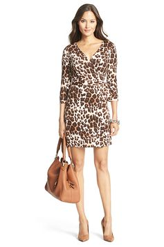 Dvf Wrap Dresses How Do They Run Size Wise Our classic wrap dress in a