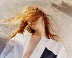 Caught in the moment: Kiki Willems for HUGO