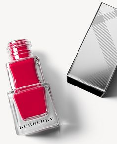 Nail Polish in Pink Peony No.222 with a lasting, high-gloss finish.