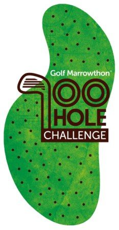Divot Golf proud sponsors of the golf marathon 100 hole challenge Leukaemia & Blood Cancer NZ