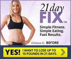21 Day Fix. Simple Eating. Simple Fitness. Fast Results.