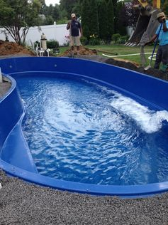 inground pools diy