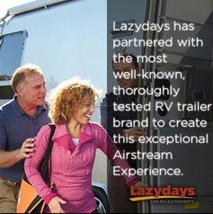 Visit Lazydays Tucson to see the all-new Lazydays Airstream store! http://a.pgtb.me/82CVnB